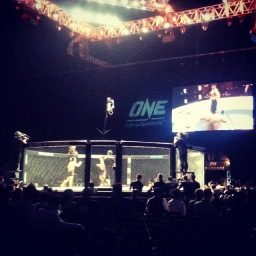 Fitness: OneFC – A very different Friday