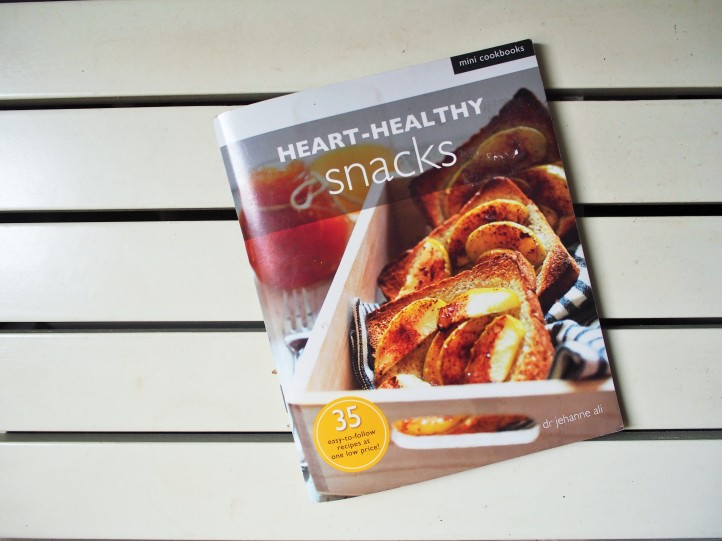 Heart-Healthy Snacks by Dr Jehnne Ali.